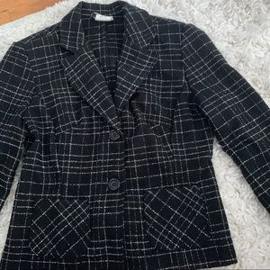 Jackets & Blazers - Vintage Tweed Jacket
